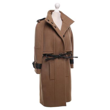 Burberry Coat in Camel