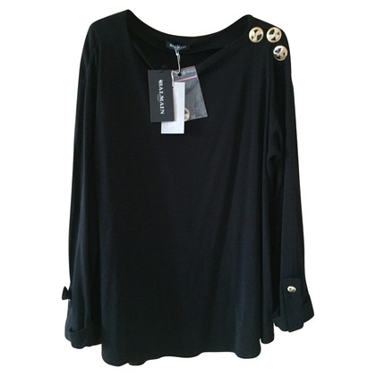 Balmain Wool T-Shirt 36 FR Over