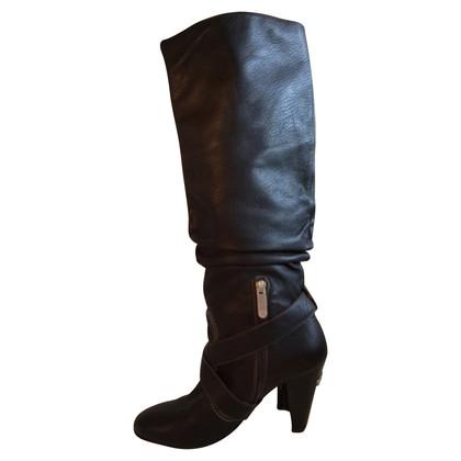Bally Stivali alti al ginocchio