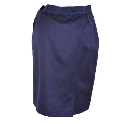 Yves Saint Laurent Wollen rok