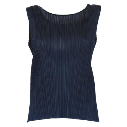 Issey Miyake Top with pleats