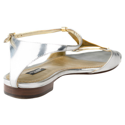 Dolce & Gabbana Flat sandal