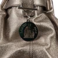 Lanvin Kansas Tote metallic
