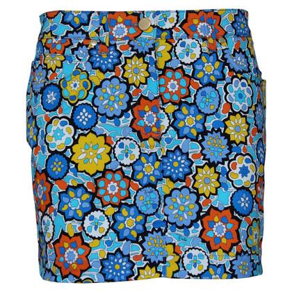 Emilio Pucci Floral skirt