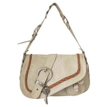 "Christian Dior ""Gaucho Saddle Bag"""