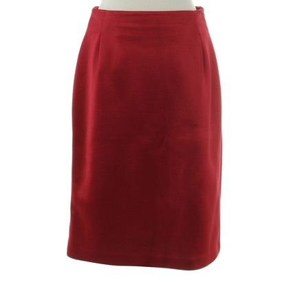Jonathan Saunders skirt in red
