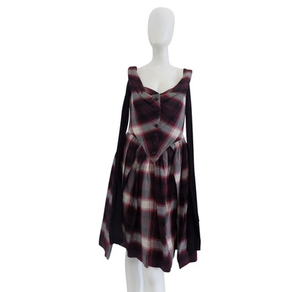 Vivienne Westwood Plaid dress