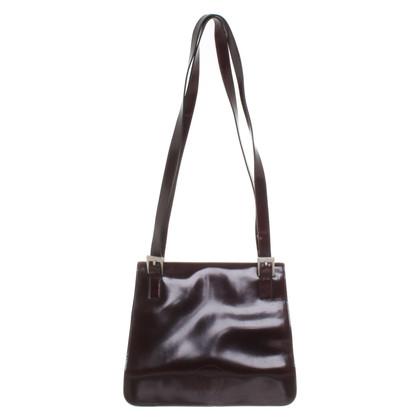 Aigner Shoulder bag in dark brown