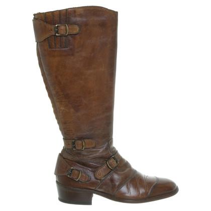 Belstaff Boot in Cognac