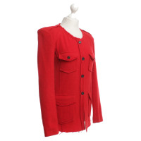 Isabel Marant Etoile Jacket in red