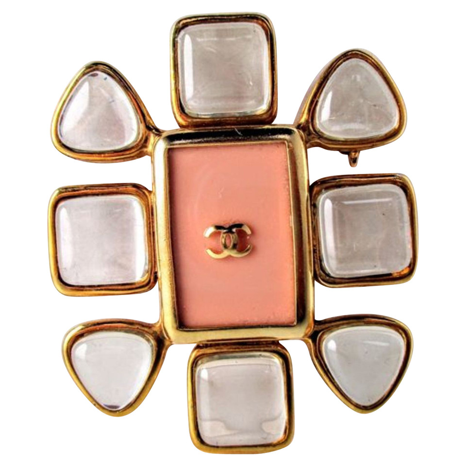 Chanel  Embellished Brooch 1996