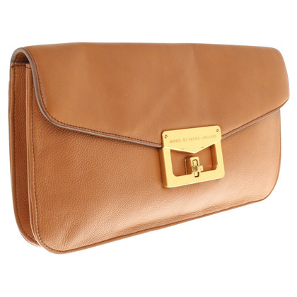 Marc by Marc Jacobs clutch in Bruin