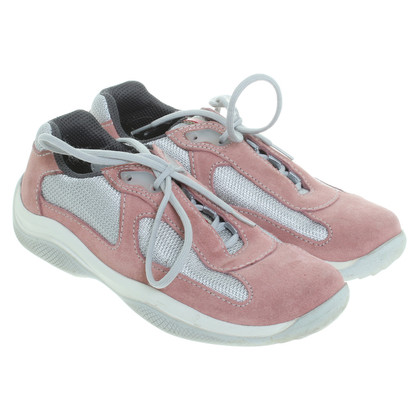 Prada Sneakers in Lachs