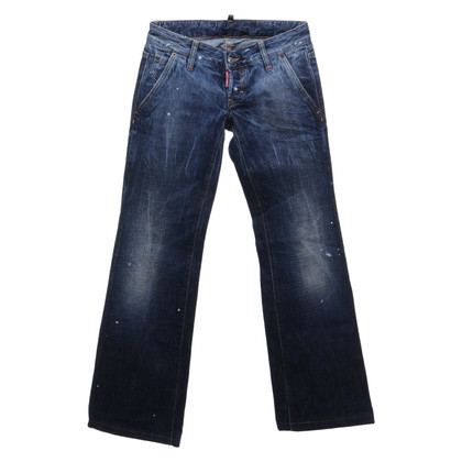 Dsquared2 Jeans in vernietigde look