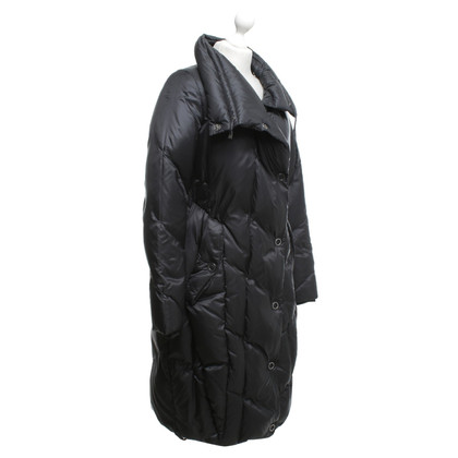 Marithé et Francois Girbaud Winter coat in black