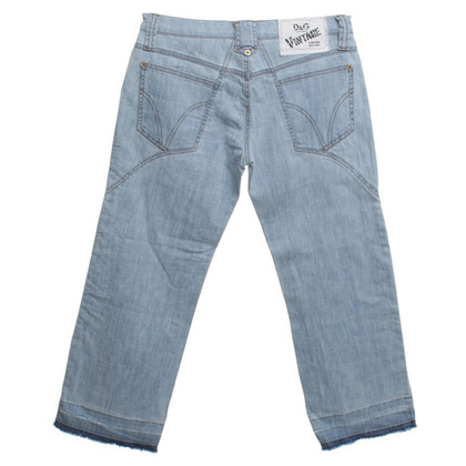 D&G Jeans in light blue