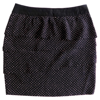 Max & Co skirt with polka dots