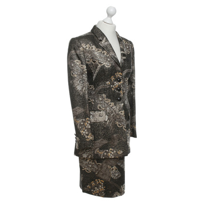 Other Designer Louis Féraud - Suit with pattern