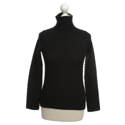 Jil Sander wool jumper in Blue / Black