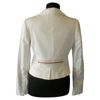 By Malene Birger Blazer in white