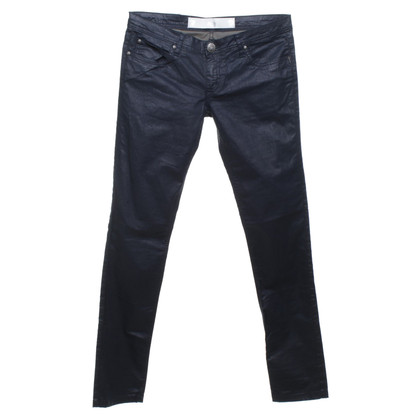 Faith Connexion Jeans in blu scuro