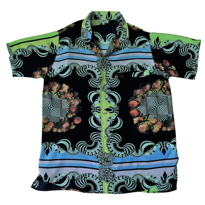 Gianni Versace Short-sleeved blouse