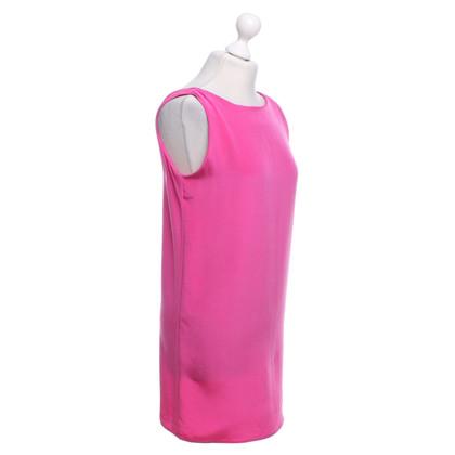 Ralph Lauren Silk dress in fuchsia
