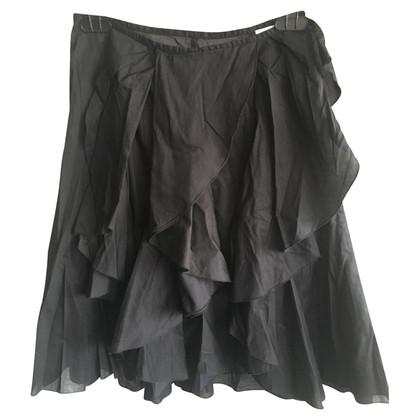 Dries van Noten skirt in black