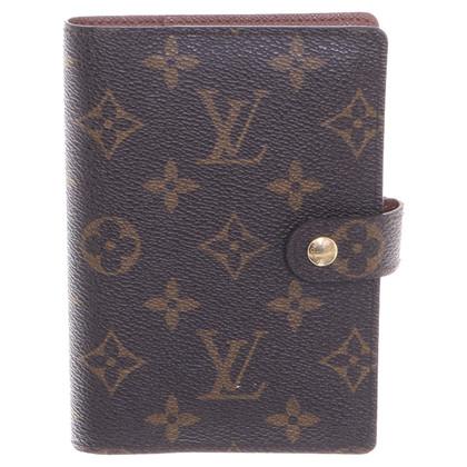 "Louis Vuitton ""Agenda PM Monogram Canvas"""