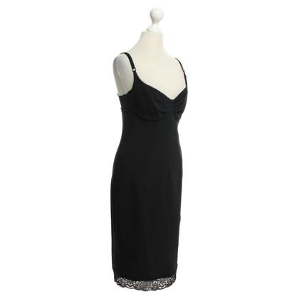 Dolce & Gabbana Kleid in Schwarz