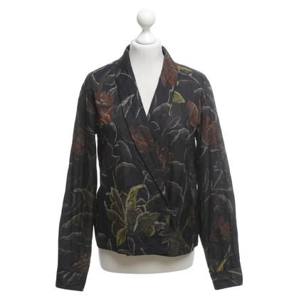 Dries van Noten Jacket with floral print