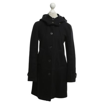 Other Designer Mauro Grifoni - Coat in dark blue