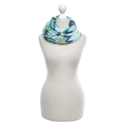 Missoni Schal in Multicolor