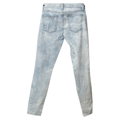 Current Elliott Jeans in de verwoeste look
