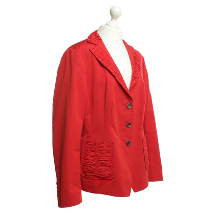 Rena Lange Blazer in red