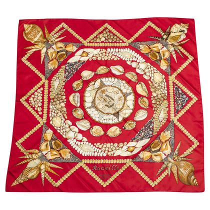 "Hermès Silk scarf ""Rocaille"""