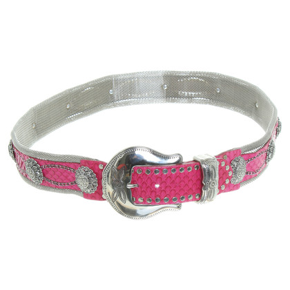 Other Designer Nanni Italy - belt in pink