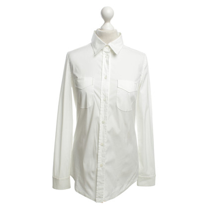 Prada White blouse