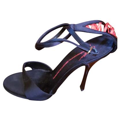 Giuseppe Zanotti Satin sandals