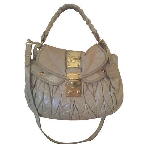 Miu Miu Bag matelasse - Second Hand Miu Miu Bag matelasse buy used ... 04f09a3a1e8a4