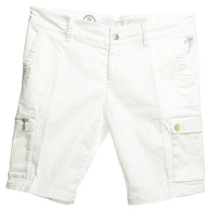 Bogner Shorts in White