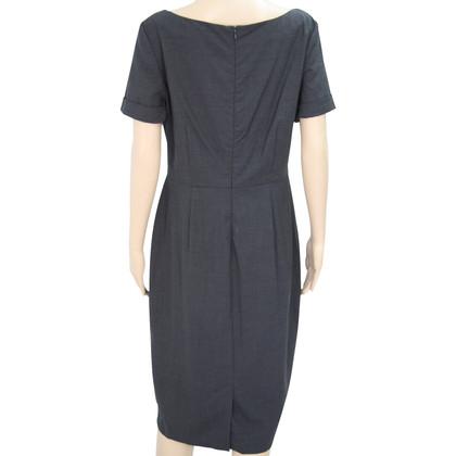 L.K. Bennett Wollen jurk in grijs