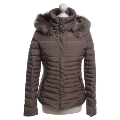 Armani Jeans Jacket in taupe