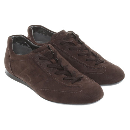 Hogan Sneakers marrone