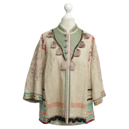 Bogner Ethno jacket with embroidery