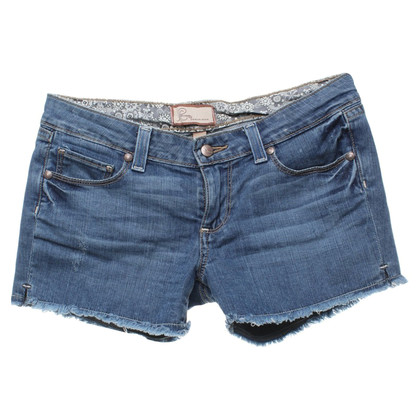Paige Jeans Denim shorts in used look