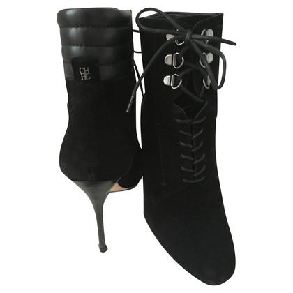 Carolina Herrera Ankle Boots