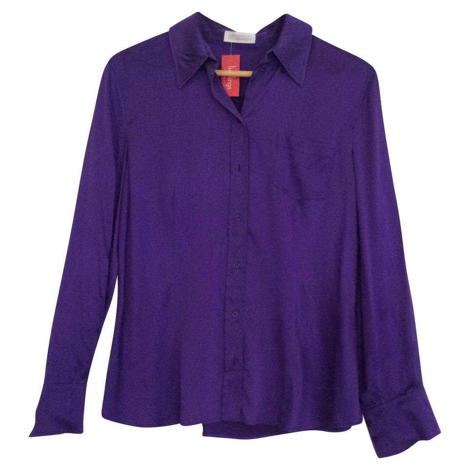 St. Emile silk blouse