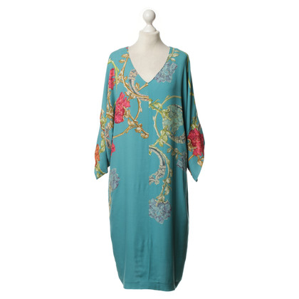 Roberto Cavalli Tunic dress with pattern