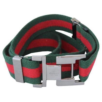 Gucci Cintura in Bicolor